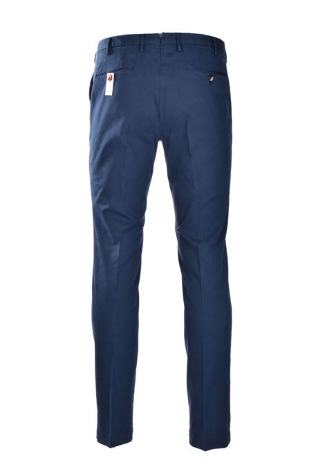 Skinny chino trousers - dark blue PT TORINO | Pants | CP-KTZEZ00MOB0369