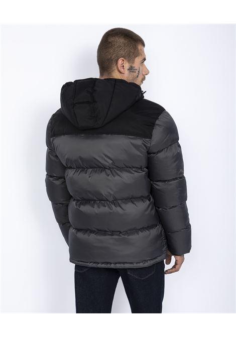 Short down jacket with hood SCHOTT N.Y.C |  | UTAH2ANTHRACITE