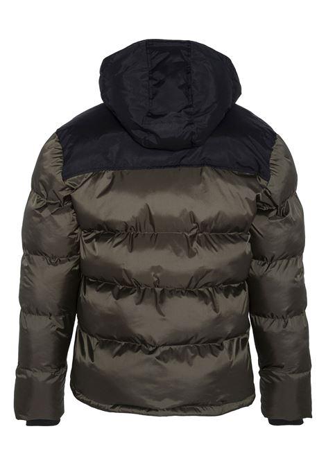 Short down jacket with hood SCHOTT N.Y.C |  | UTAH2KHAKI