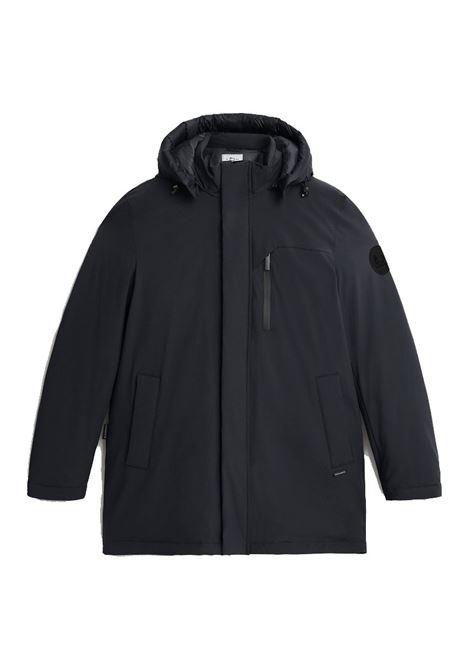 Mountain Stretch Parka   WOOLRICH | Overcoat | CFWOOU0464MRUT01023989