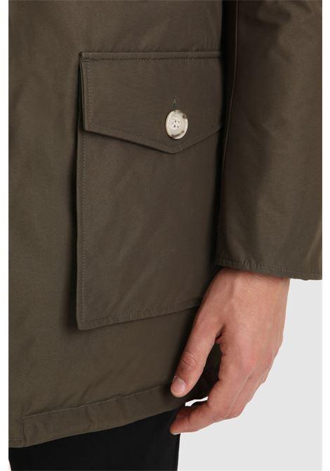 Arctic Parka with removable fur WOOLRICH | Overcoat | CFWOOU0482MRUT0001DAG