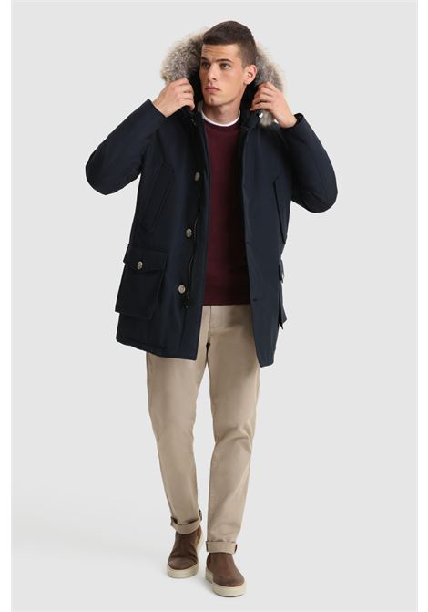 Arctic Parka with removable fur WOOLRICH | Overcoat | CFWOOU0482MRUT0001MLB