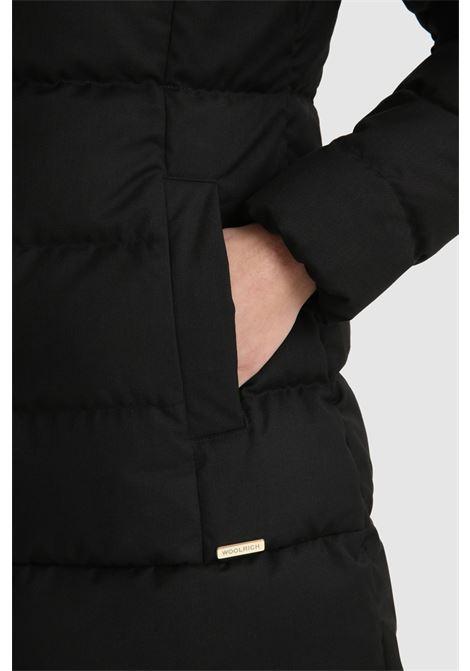 Piumino Prescott luxe 2 in 1 con pettorina removibile WOOLRICH | Piumini | CFWWOU0516FRUT2346100