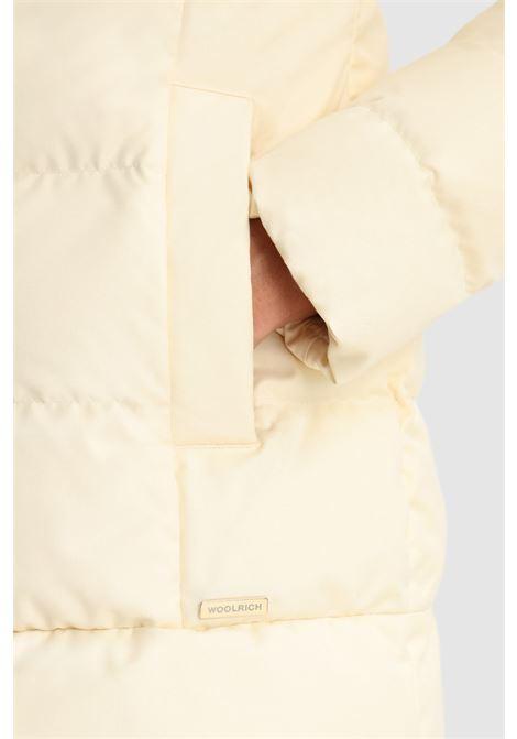 Piumino Prescott luxe 2 in 1 con pettorina removibile WOOLRICH | Piumini | CFWWOU0516FRUT2346840