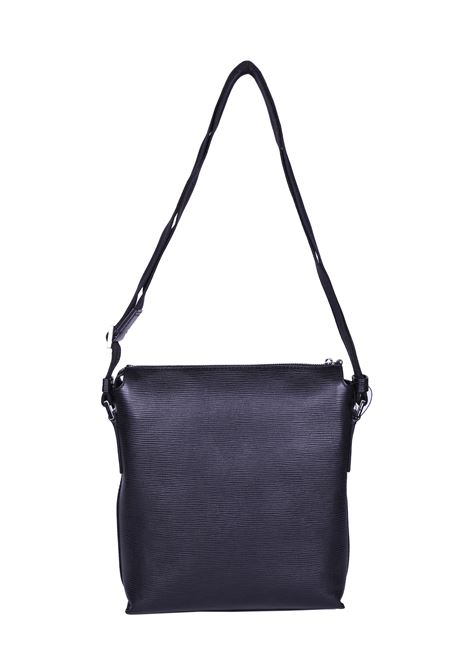 ADJUSTABLE LEATHER SHOULDER BAG BOSS | Cross body bags | 50379844001