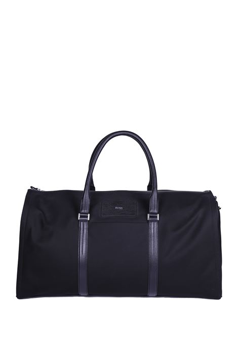 TRAVEL BAG WITH SUIT COMPARTMENT BOSS | Bags | 50385674001