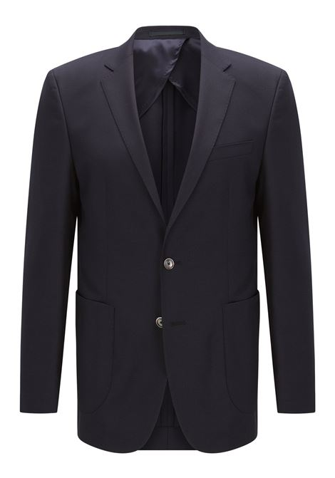 Giacca slim fit in lana vergine. Hugo Boss HUGO BOSS | Giacche | 50328089410