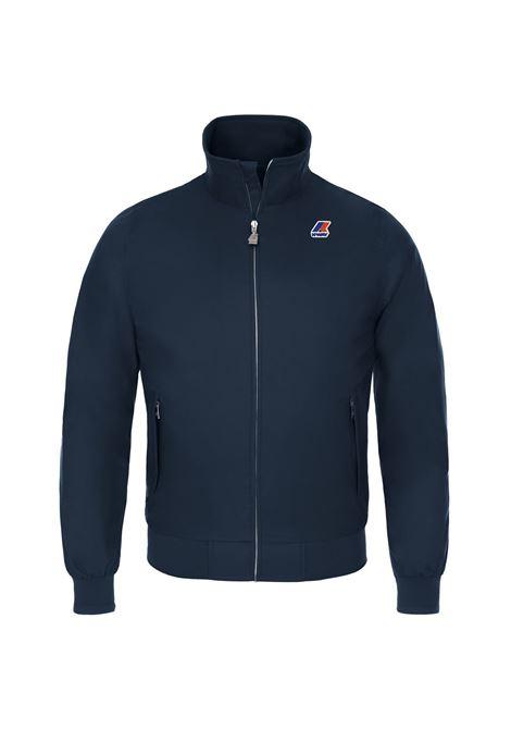 Giubbotto impermeabile modello Jhonny nylon jersey. K-WAY K-WAY | Giubbini | K007PE0K89