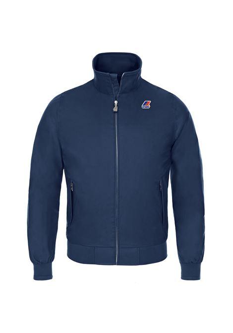 Giubbotto impermeabile modello Jhonny nylon jersey. K-WAY K-WAY | Giubbini | K007PE0Q09