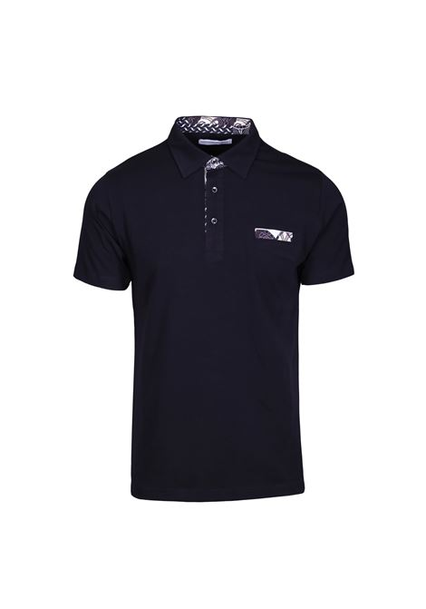 Polo tre bottoni ALESSANDRO DELL'ACQUA | T-shirt | AD0461/T1785E80