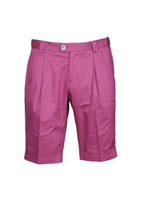 Shorts withpence. ALESSANDRO DELL'ACQUA ALESSANDRO DELL'ACQUA | Trousers | AD7165SL/G0054E44