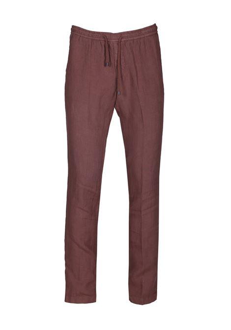 Pantalone con laccio in vita. ALPHA STUDIO | Pantaloni | AU 9513/Q6115