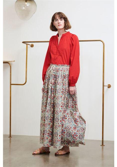 Long Skirt Betsie multicolor. ANTIK BATIK ANTIK BATIK |  | BETSIE1SKIMULTICO