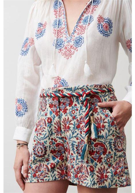Betsie multicolor shorts. Antik Batik ANTIK BATIK |  | BETSIE1SOTMULTICO