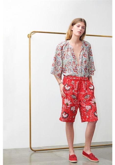 Betsie Multicolor blouse. ANTIK BATIK ANTIK BATIK |  | BETSIEBLOMULTICO