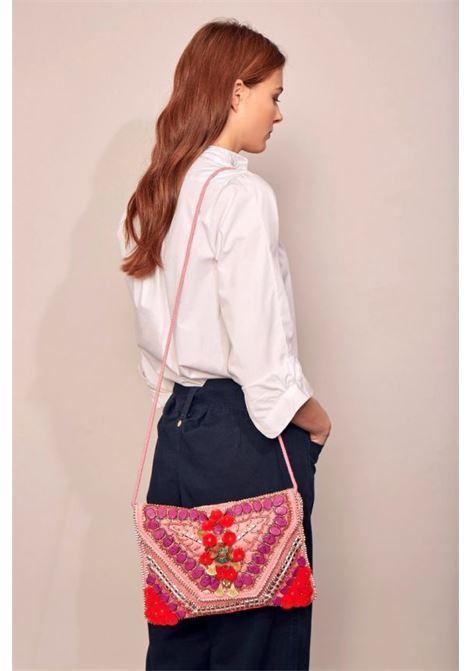 Wallet Cuzco Pink. ANTIK BATIK ANTIK BATIK |  | CUZCO1WALPINK