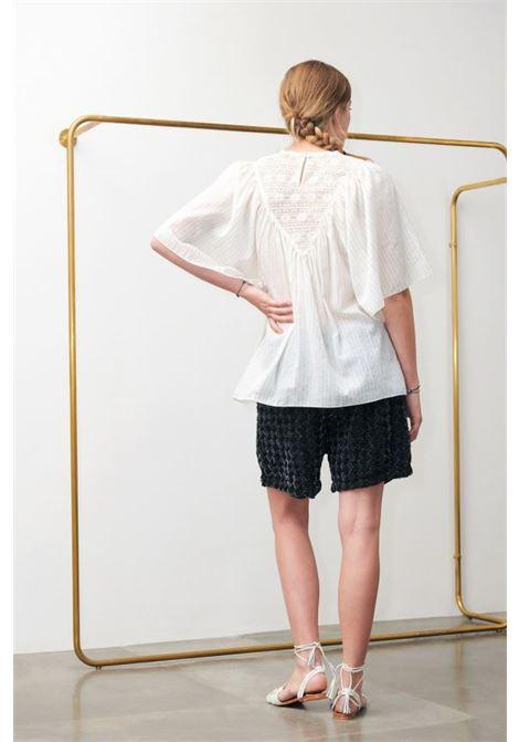 Gelly white top. Antik Batik ANTIK BATIK | Sweaters | GELLY1TEECREAM