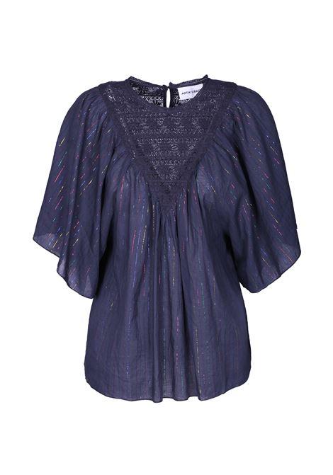 Gelly slate grey top. Antik Batik ANTIK BATIK |  | GELLY1TEEFD BLACK