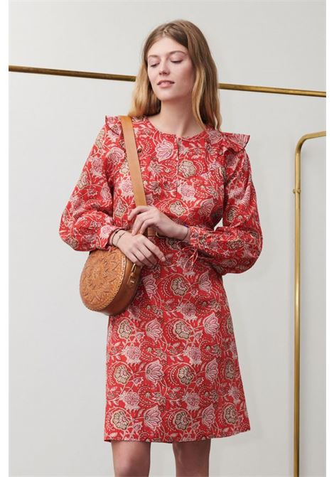 Jody red dress. Antik Batik ANTIK BATIK |  | JODY1DRERED