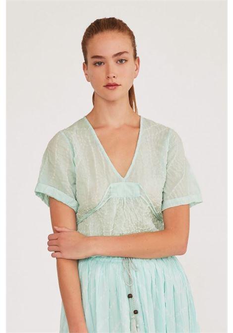 Khula skirt. Antik Batik ANTIK BATIK |  | KHULA1SKIAQUA
