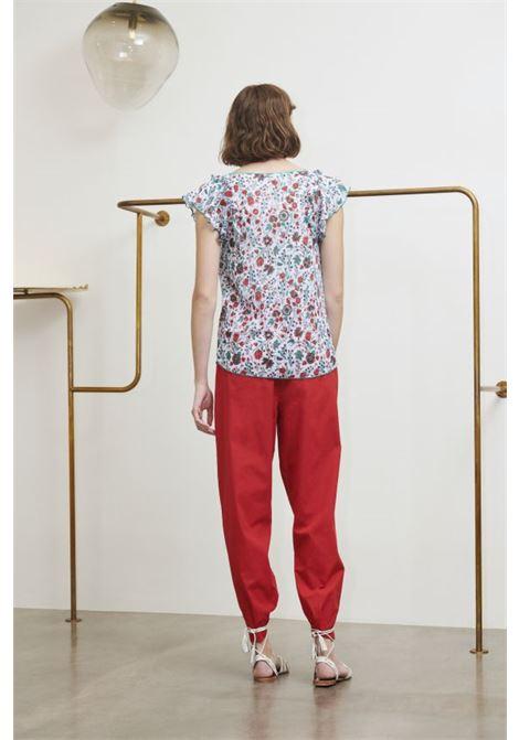Lally multicolor top. Antik Batik ANTIK BATIK | Sweaters | LALLY1TEEMULTICO