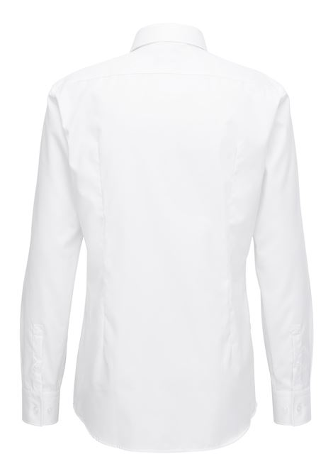 Slim-fit shirt in easy-iron cotton BOSS | Shirts | 50380347100