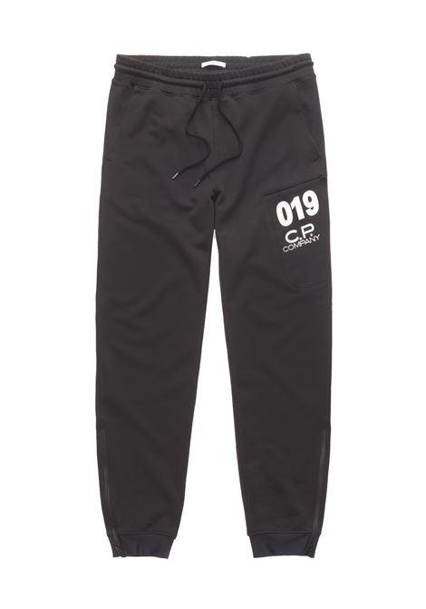 Pantaloni Diagonal Fleece. C.P. COMPANY | Pantaloni | 06CMSS008A-005160W999