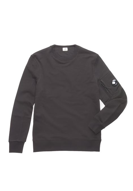 Maglia Diagonal Fleece. C.P. COMPANY | Maglie | 06CMSS209A-005160W999