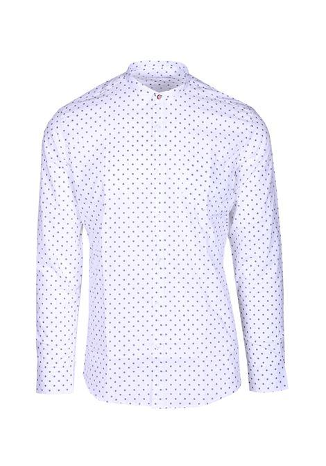 Camicia koreana pois DANIELE ALESSANDRINI | Camicie | C1578B1252390023