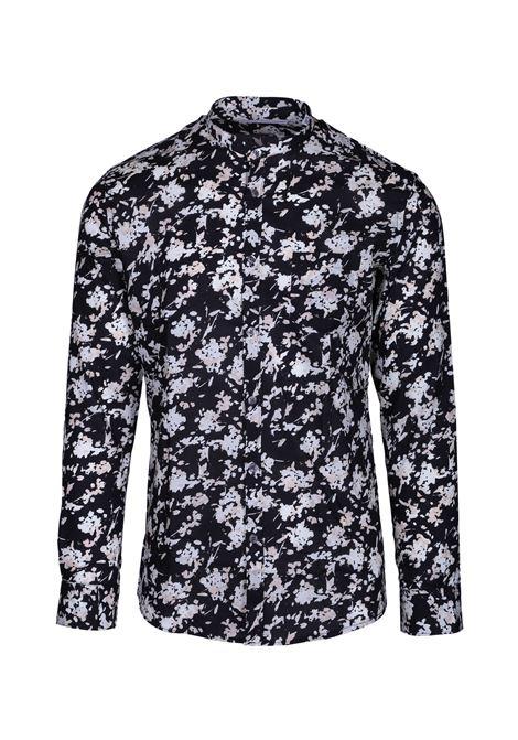 Camicia koreana DANIELE ALESSANDRINI | Camicie | C1578B127739011