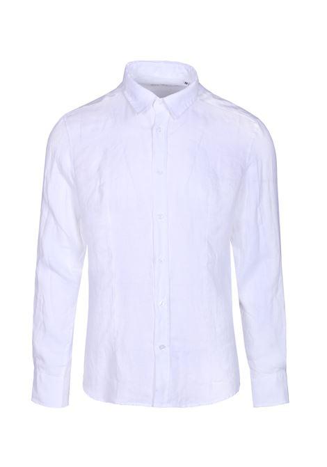 Camicia basica senza bottoni DANIELE ALESSANDRINI | Camicie | C6534R1239BO39002