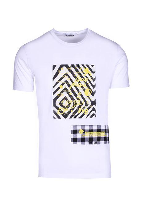 T-shirt pop art letteratura. DANIELE ALESSANDRINI | Maglie | M6992E64339012