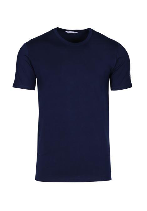 T-shirt girocollo. DANIELE ALESSANDRINI | Maglie | M9003390023