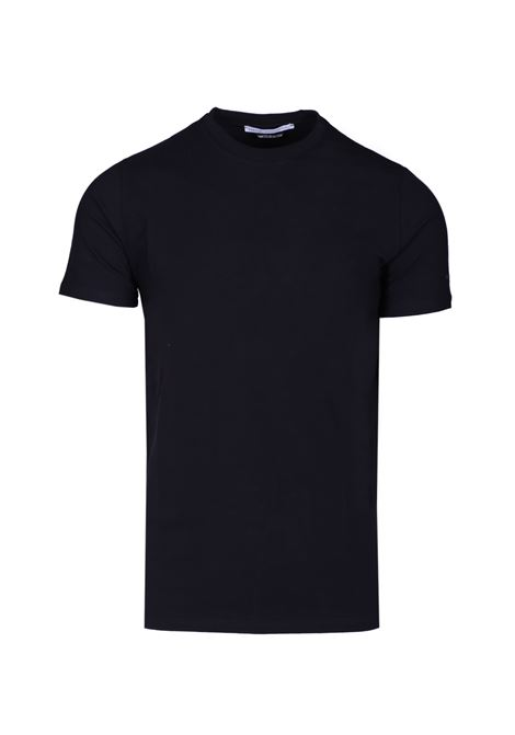 T-shirt girocollo. DANIELE ALESSANDRINI | Maglie | M900339011