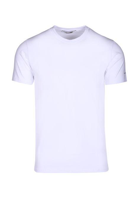 T-shirt girocollo. DANIELE ALESSANDRINI | Maglie | M900339012