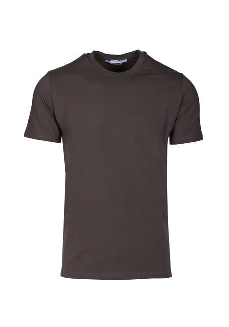 T-shirt girocollo. DANIELE ALESSANDRINI | Maglie | M9003390133