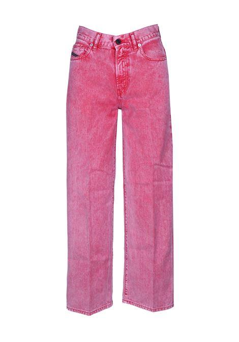HIGH WAIST WIDE JEANS. DIESEL DIESEL | Jeans | 00S57B 069EB42A