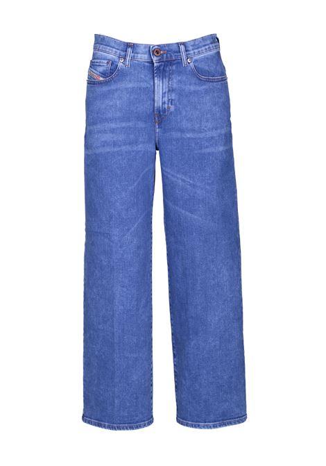 Wide waist high jeans. DIESEL DIESEL | Jeans | 00S57B 087AR01