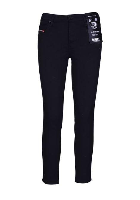 Jeans slim vita regolare babhila l.30. DIESEL DIESEL | Pantaloni | 00S7LX 069EI02