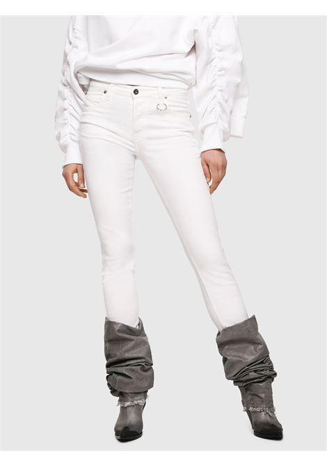 Jeans slim babhila l.30. DIESEL DIESEL | Pantaloni | 00S7LX 086AS100