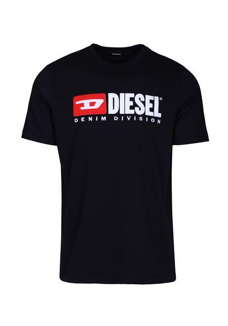 T-Shirt t-just-division. Diesel DIESEL |  | 00SH01 0CATJ900