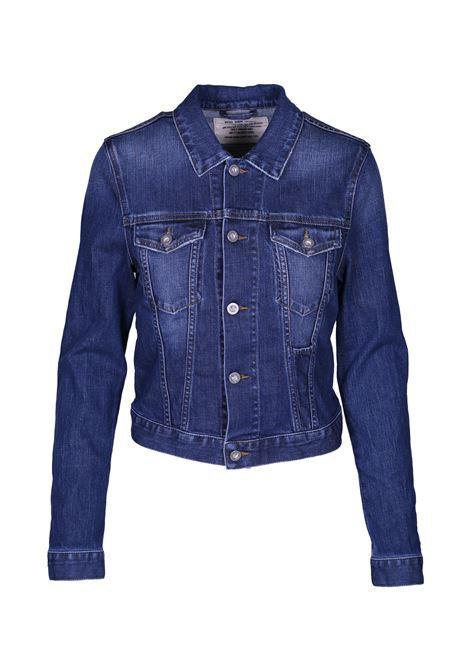 Denim trucker jacket. DIESEL DIESEL | Blazers | 00SPCW 081AE01