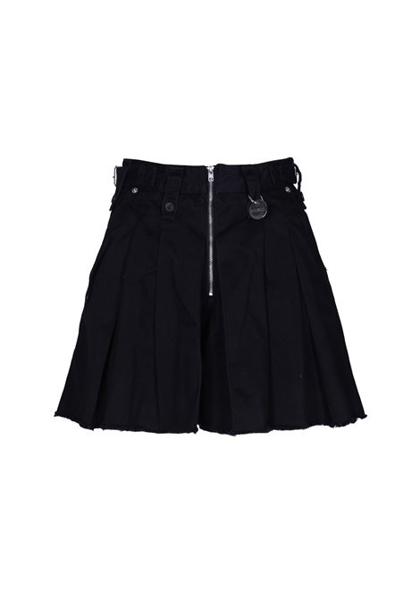 S-eden shorts with skirt effect. DIESEL DIESEL | Shorts | 00SQ8Q 0HAUI9XX