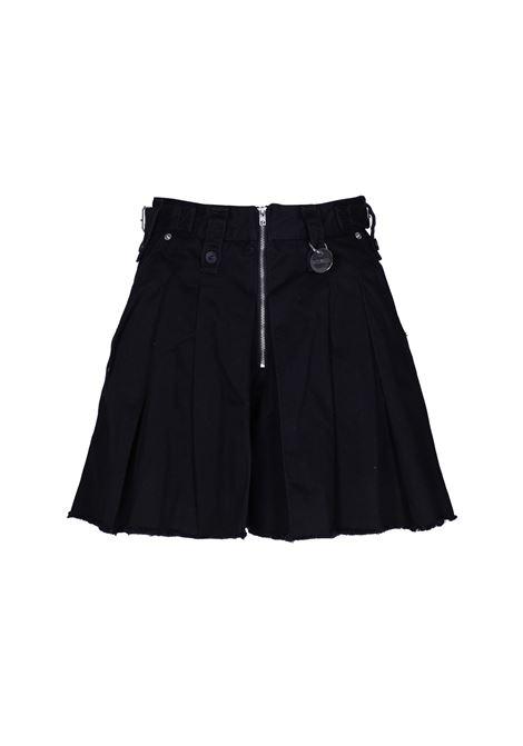 S-eden shorts withskirt effect. DIESEL DIESEL | Shorts | 00SQ8Q 0HAUI9XX