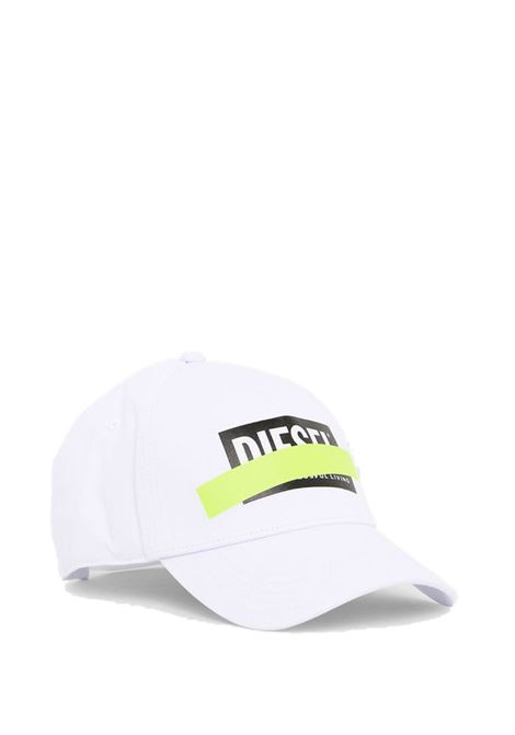 Cap with reflective tape. DIESEL DIESEL | Hats | 00SQJY 0JAPG100