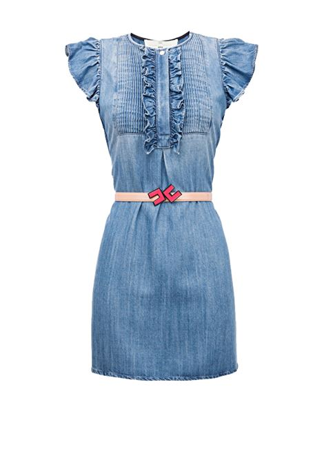 Denim mini dress. Elisabetta Franchi ELISABETTA FRANCHI |  | AJ03D91E2139