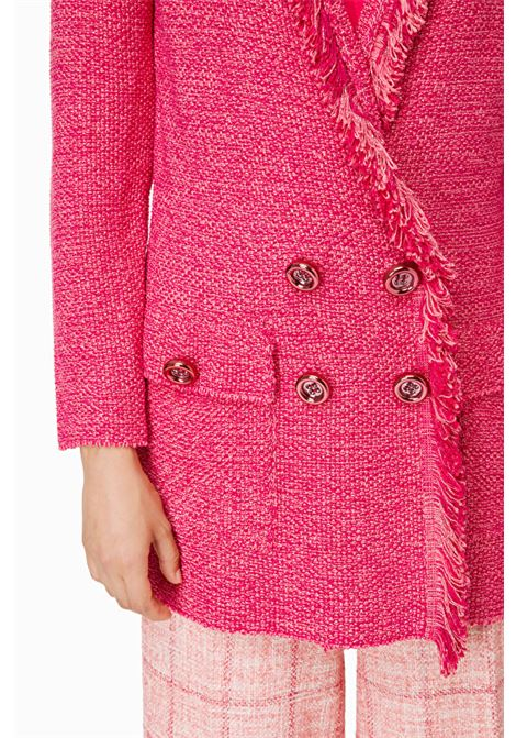 Knitted double-breasted mini dress.  Elisabetta Franchi ELISABETTA FRANCHI |  | AM08N91E2T77