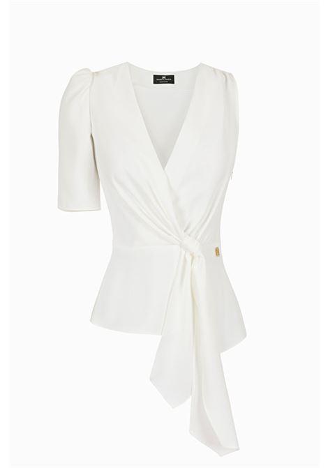 Asymmetrical shirt.ELISABETTA FRANCHI ELISABETTA FRANCHI | Shirts | CA19191E2360