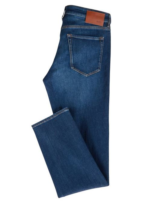 Regular fit jeans in stretch denim BOSS | Jeans | 50302743421
