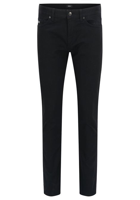 Jeans slim fit in denim elasticizzato. BOSS | Jeans | 50302746002